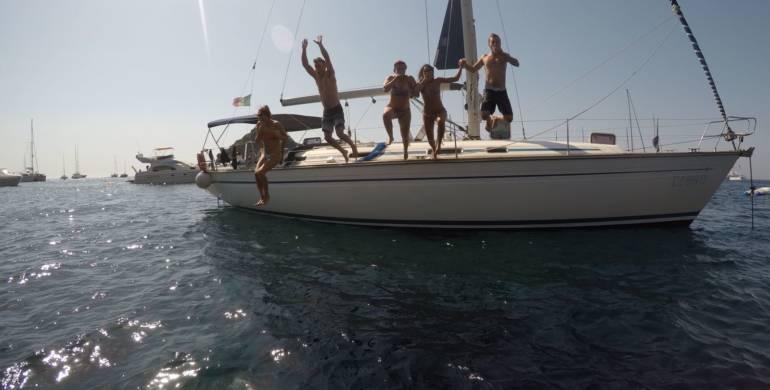 Cos'è una vacanza in barca a vela?